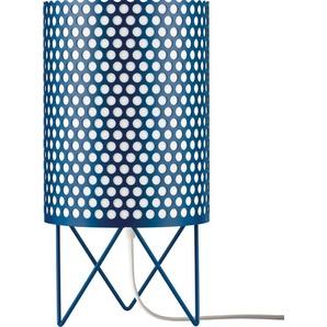 Gubi Lampe de table Pedrera ABC - bleu