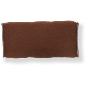 Kave Home - Coussin accoudoir Re Sako marron