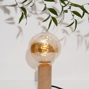 Tala Base de lampe Touch  - Chêne
