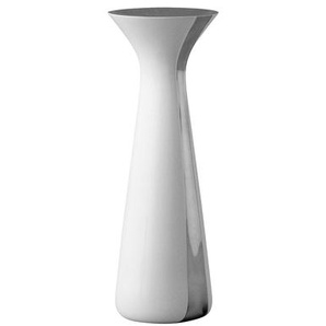 Stelton Unified - Bougeoir S - blanc/LxPxH 6,5x6,5x17cm