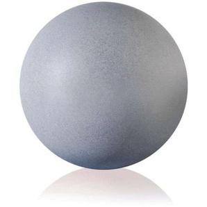 Boule solaire déco LED Shining Globe, pierre, 30cm