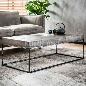 Table basse rectangulaire en bois massif ALANIS 2