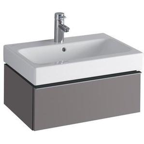 Geberit iCon Meuble sous-lavabo 840262 595x240x240x477 mm, platine brillant - 840262000