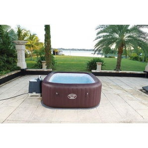 SPA Gonflable avec Jets Hydromassage Deluxe Series Bestway 54173 Lay-Z Maldive