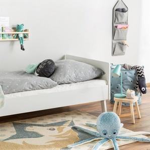 Tapis enfant Justin Unicorn Bleu clair 160x230 cm - Tapis pour chambre denfants/bébé
