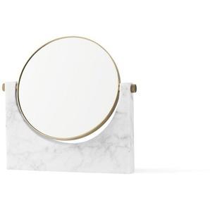Menu Miroir cosmétique Pepe Marble - blanc