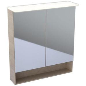 Geberit Armoire de toilette Acanto 500645, 740x830x215mm - 500.645.00.2