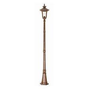 Lampadaire exterieur Chicago 1x100W Bronze rouillé - ELSTEAD LIGHTING