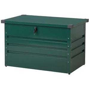 Coffre de rangement vert 100 x 62 cm CEBROSA - BELIANI