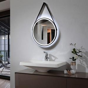 Miroir Décoratif LED Fidji 40W Blanc Froid 6000K - 6500K - LEDKIA