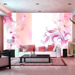 Papier peint - Rose passion