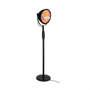 Blumfeldt Radiateur de terrasse infrarouge Heatspot 900 /1500 / 200W ComfortHeat - noir