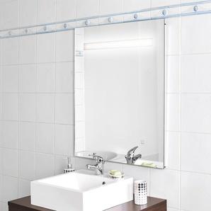 Miroir ELEGANCE 80x80 cm - éclairage intégré à LED et interrupteur sensitif