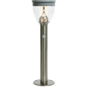 Lampe de jardin LED solaire avec détecteur de mouvement - Jardideco