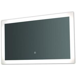 Miroir de salle de bains avec éclairage LED - Modèle Touch 100 - 60 cm x 100 cm (HxL) - PRADEL