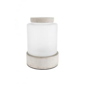 Lampe imperméable et vase Reina