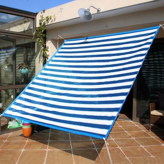 2 * 3m filet de jardinage filet de protection solaire filet balcon ombre de jardin ombrage filet