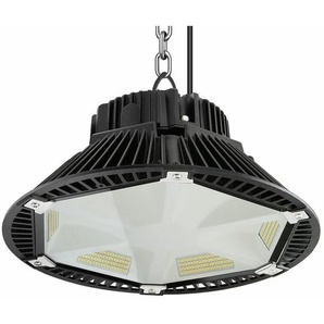 Anten 200W Projecteur LED Anti-Éblouissement Phare de Travail de Super Luminosité 26000LM Spot High-Bay Lampe LED Étanche IP65 Éclairage Intérieur et Extérieur Blanc Neutre 4000K (Connecteur de câble étanche Fourni)