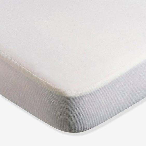 Alèse protège-matelas pour berceau Kumi CHARLIE CRANE blanc