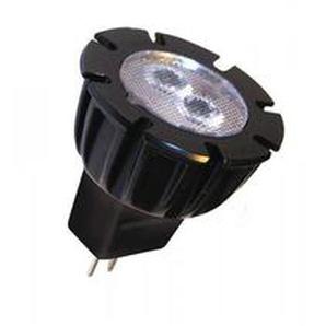 Ampoule LED GU5.3 MR11 3W 190Lm Blanc Chaud 120 degré 12V Garden lights - GL6223011