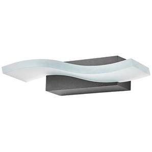 Applique dextérieur LED ondulée Jirka