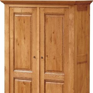Armoire chêne 2 portes
