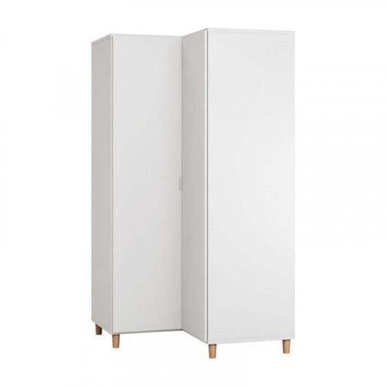 Armoire dangle SIMPLE blanc - Panneaux stratifiés -