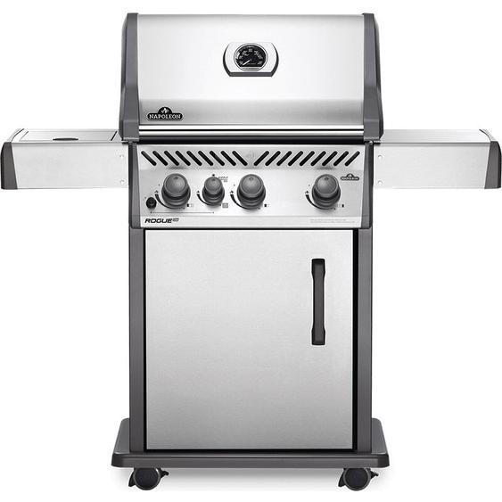Barbecue à gaz Napoleon Rogue XT 425 gris 3 brûleurs + Sizzle Zone