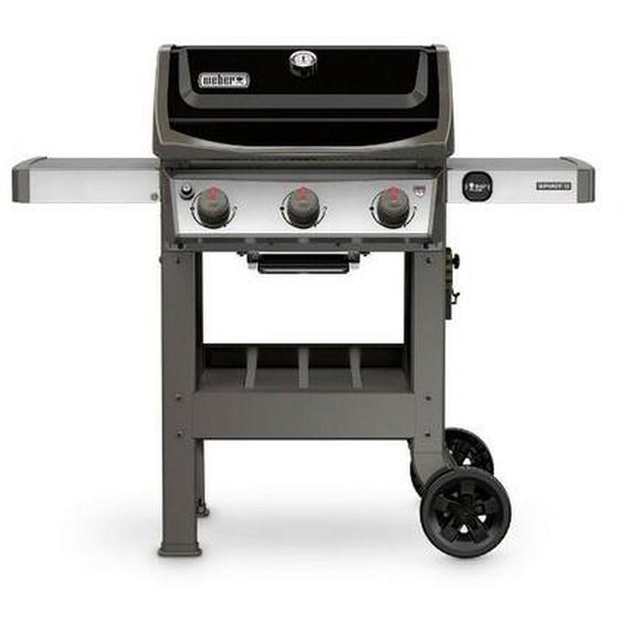 Barbecue Weber à Gaz Spirit II E-310 Noir Réf. 45010129