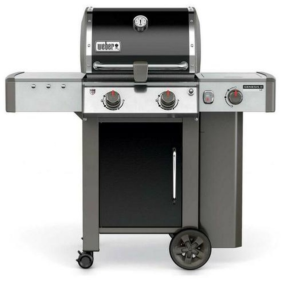 Barbecue Weber à Gaz Genesis II LX E-240 GBS Noir Réf. 60014129
