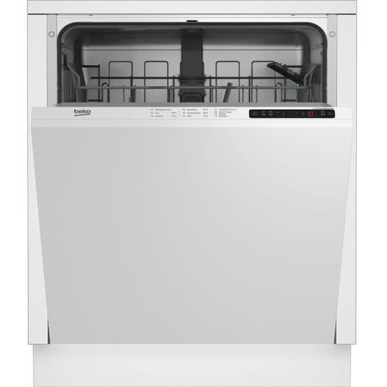 Lave-vaisselle encastrable BEKO LVI72F - 13 couverts - Largeur 60 cm - Classe A++ - 46 dB