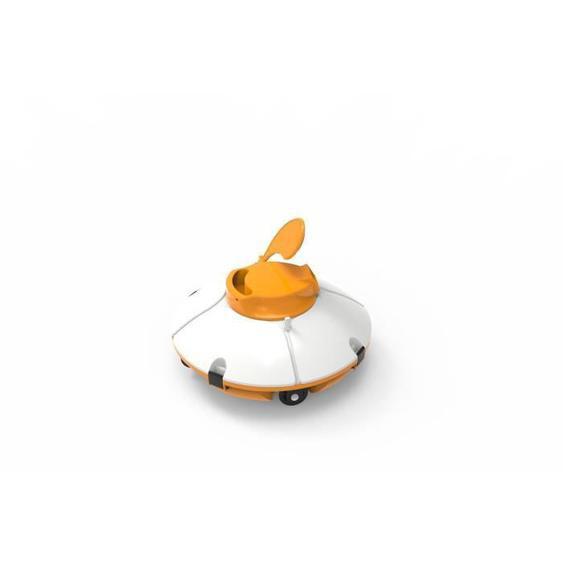 BESTWAY Robot aspirateur Frisbee - Pour piscine à fond plat - 5 x 3 m