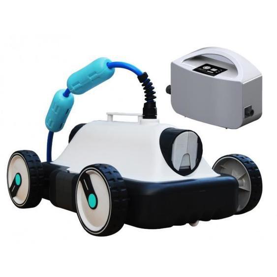 BESTWAY Robot nettoyeur de piscine NOONOO - pour piscine à fond plat 3,5 x 7m