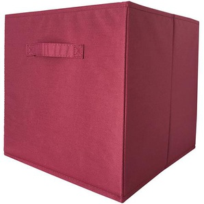 Boîte de rangement NewBox Framboise