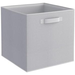 Boîte de rangement KUB Gris
