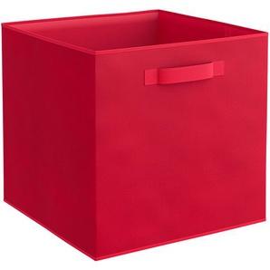 Boîte de rangement Box Rouge