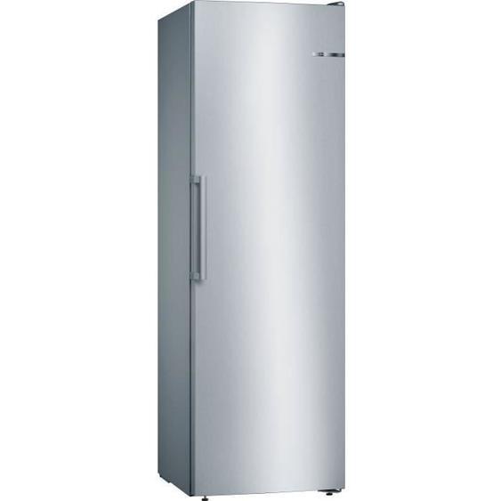 BOSCH GSN36VLFP - Congélateur armoire - 242 L - Froid no frost multiairflow - A++ - L 60 x H 186 cm - Inox