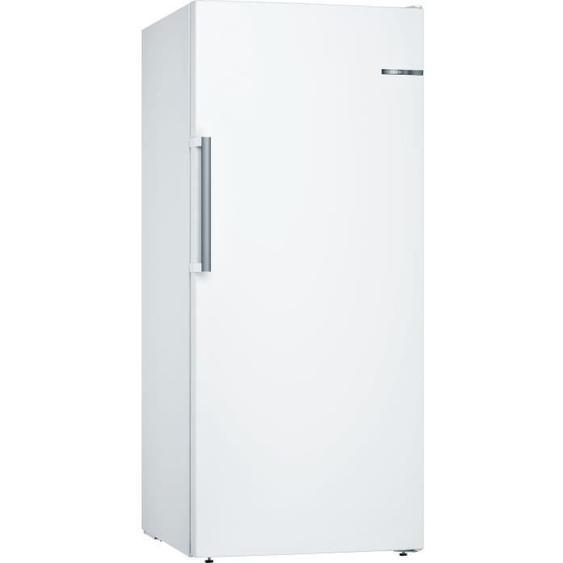 BOSCH GSN51AWDV - Congélateur armoire - 286L - Froid ventilé - A+++ - L 70cm x H 161cm - Blanc