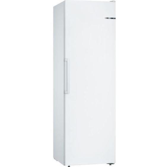 BOSCH GSV36VWEV - Congélateur armoire - 237L - Froid Low Frost - A++ - L 60 x H 186 cm - Blanc