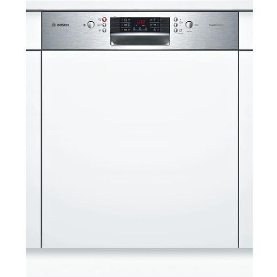 Lave-vaisselle encastrable BOSCH SMI46KS01E - 13 couverts - Moteur induction - Largeur 60 cm - Classe A++ - 46 dB - Bandeau inox