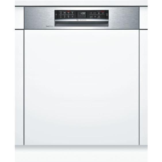 Lave-vaisselle encastrable BOSCH SMI68IS00E - 13 couverts - Moteur induction - Largeur 60 cm - Classe A+++ - 44dB