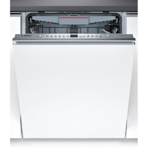 Lave-vaisselle tout intégrable BOSCH SMV46KX01E - 13 couverts - Moteur induction - Largeur 60 cm - Classe A++ - 46 dB