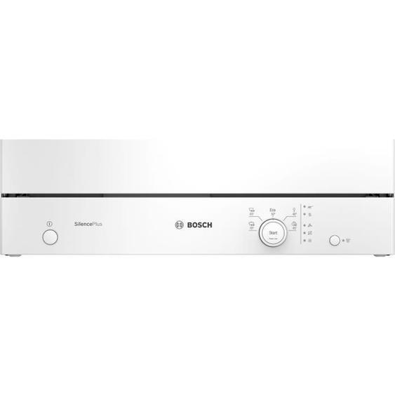 Lave-vaisselle compact pose libre BOSH SKS51E32EU Série 2 - 6 couverts - Largeur 55 cm - Classe A+ - 49 dB - Blanc
