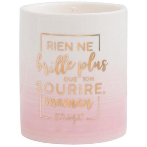 Bougie céramique parfum lavande