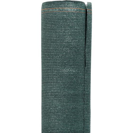 Brise Vue Toile Vert Foncé 150 Cm X 2500 Cm 240G/M² - GAZON DU SUD