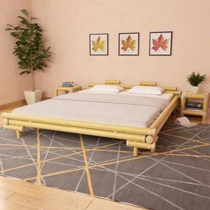 Cadre de lit Bambou 180 x 200 cm