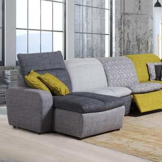 Canapé dangle modulable relax tissu - Art - Droit