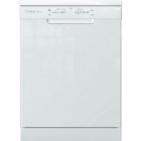 Lave-vaisselle pose libre connecté CANDY CDPN1L540PW - 15 couverts - Largeur 60 cm - Classe A+ - 45 dB - Blanc