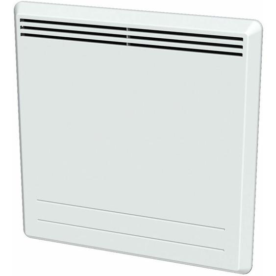 Cayenne radiateur à interie double coeur fonte + film 1500W LCD - Blanc