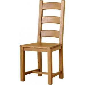 Chaise chêne assise bois